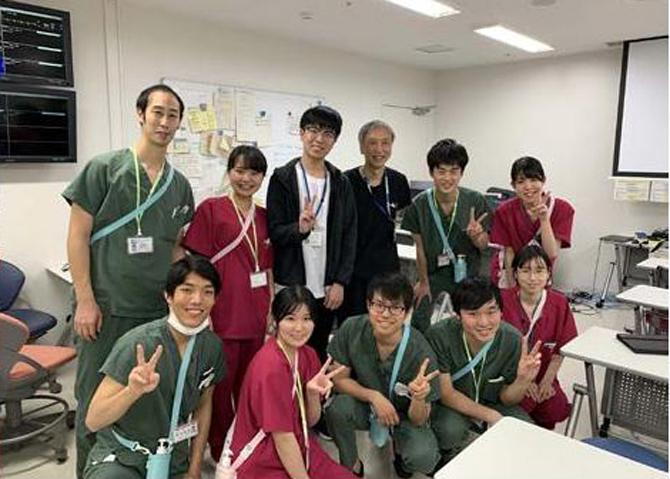 Outbound Elective Program : Mie University Hospital, Japan – Jan 2020