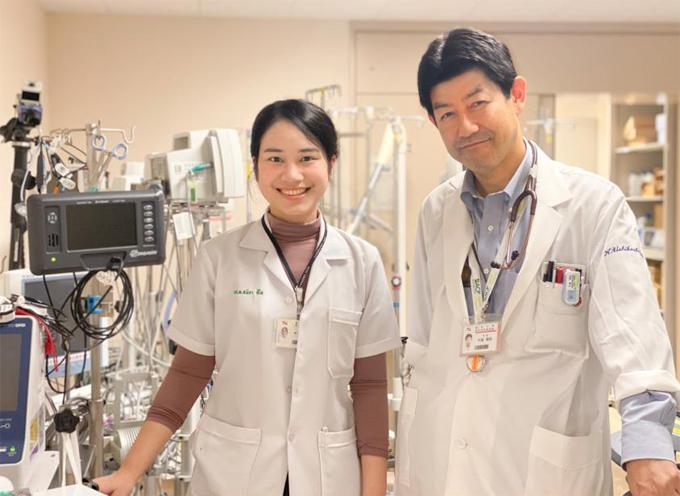 Outbound Elective Program : Gifu University Hospital, Japan – Dec 2019