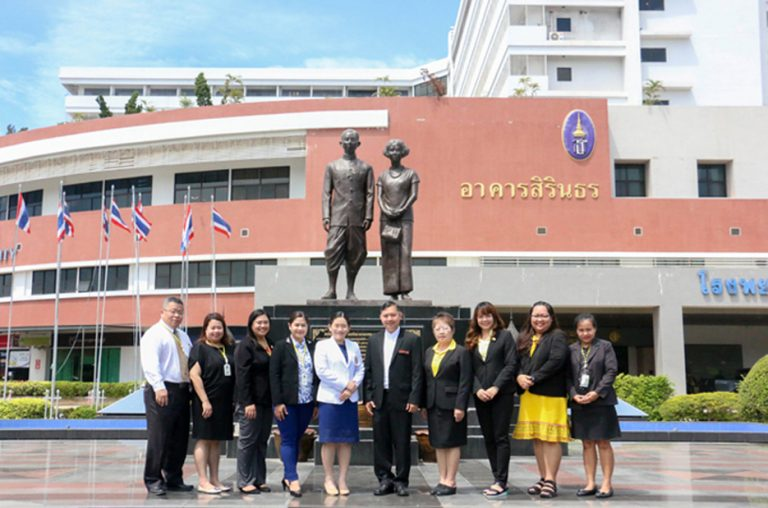 Visit to Naresuan University for Cooperation Discussion