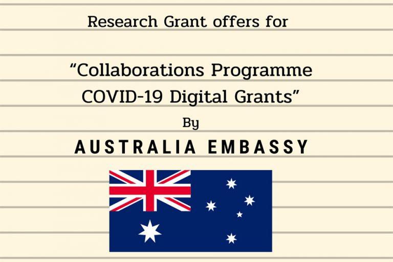 Register for Regional Collaborations Programme COVID-19 Digital Grants