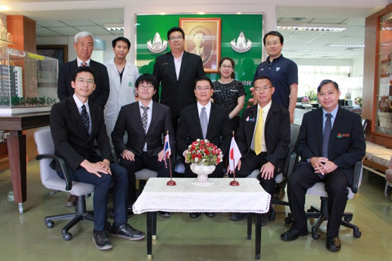 Negotiation for Cooperation in Emergency Medicine with University of Tsukuba and JICA, Japan