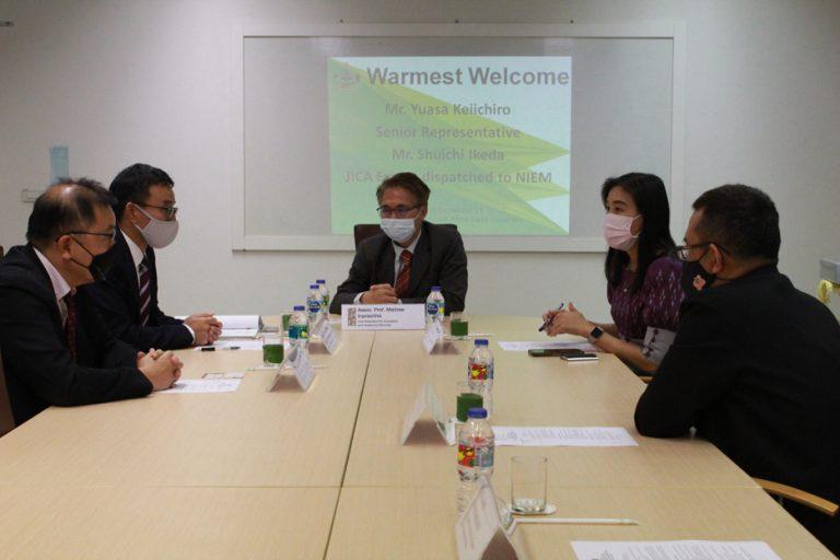JICA Delegation visit KKU for discussions on Emergency Medicine collaboration