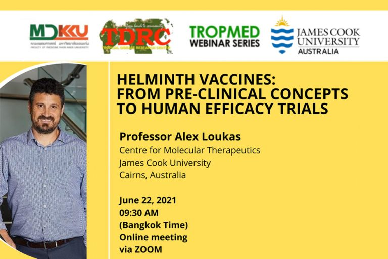 Joint-Institute Forum: Helminth vaccines: from pre-clinical concepts to human efficacy trials