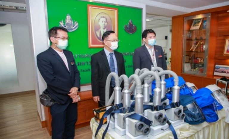 Invention and innovation during COVID-19 pandemic: Khon Kaen University