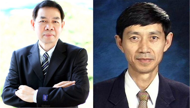 Two MD-KKU scientists in Top 25 in Thailand