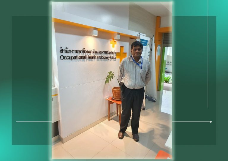 KKU-MD Occupational Medicine Division welcomes Malaysian Sabbatical Trainee (Clinical Fellow in Occupational Medicine)